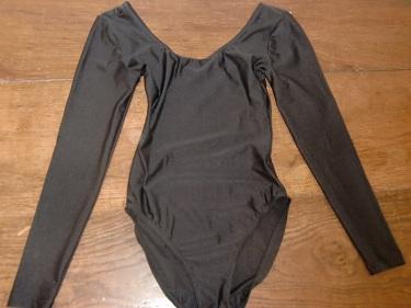 tenue vestimentaire de danse: justaucorps